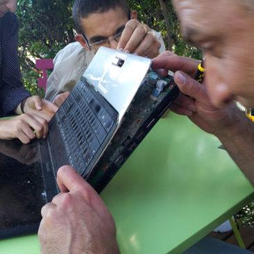 Repair Café du 27 mai aux Milles