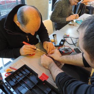Lancement du premier Repair Café du Pays d'Aix!