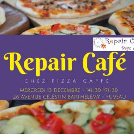 Repair Café à Fuveau