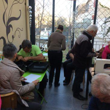 Retour sur le Repair café du 13 décembre