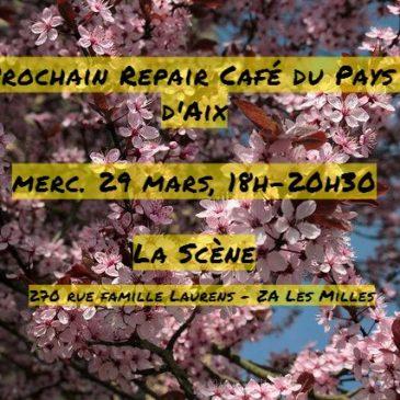 Rendez-vous à La Scène le 29 mars