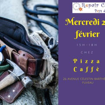 Repair Café le 28 février à Fuveau