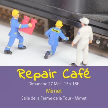 Repair Café le 27 mai à Mimet